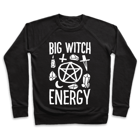 Big Witch Energy Pullover