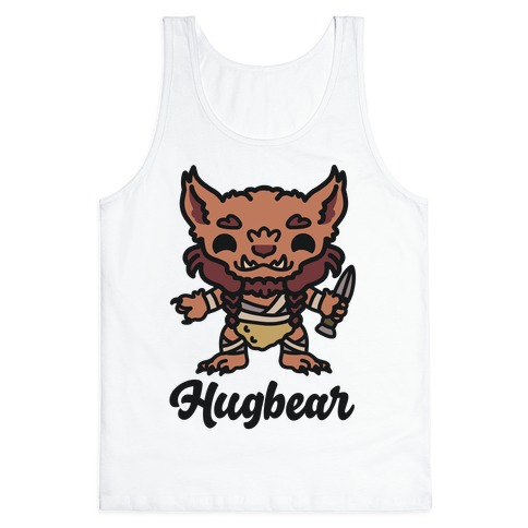 Hugbear Tank Top
