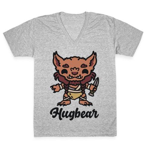 Hugbear V-Neck Tee Shirt