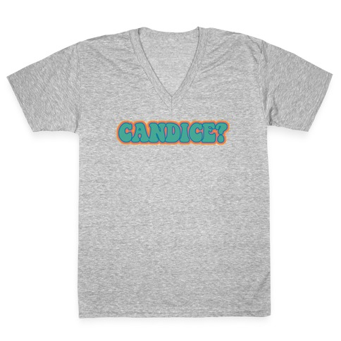 Candice? V-Neck Tee Shirt