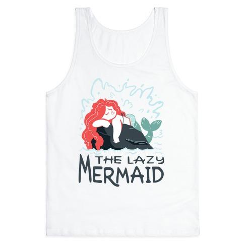 The Lazy Mermaid Tank Top