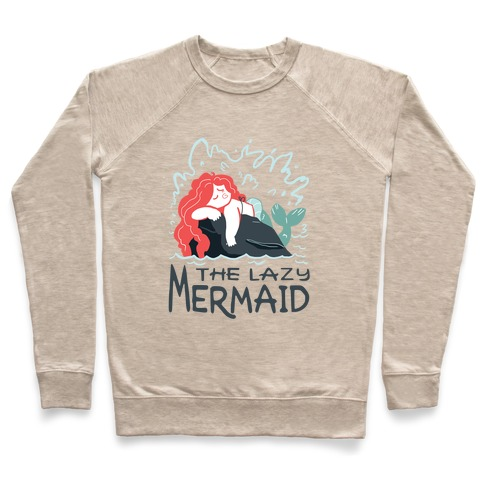 The Lazy Mermaid Pullover