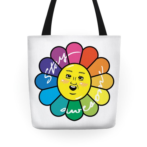 Stay Awesome Tote