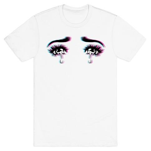 Anime Tears T-Shirt