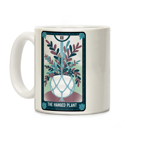 The Hanged Plant Coffee Mug