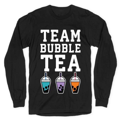 Team Bubble Tea Long Sleeve T-Shirt