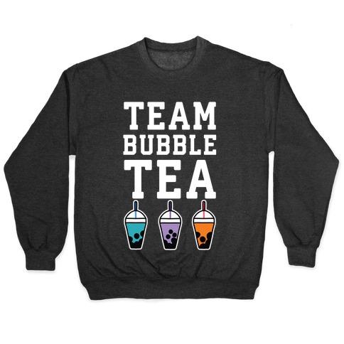 Team Bubble Tea Pullover