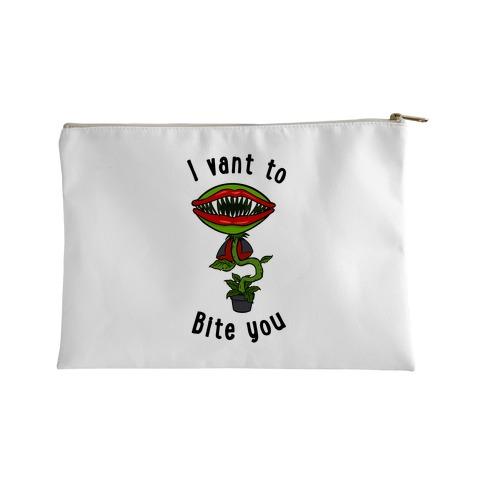 I Vant To Bite You Accessory Bag