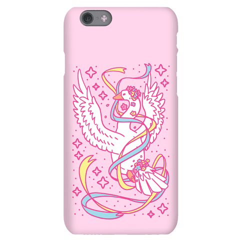Magical Girl Goose Phone Case