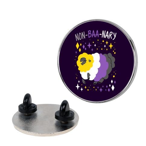 Non-BAA-nary Pin