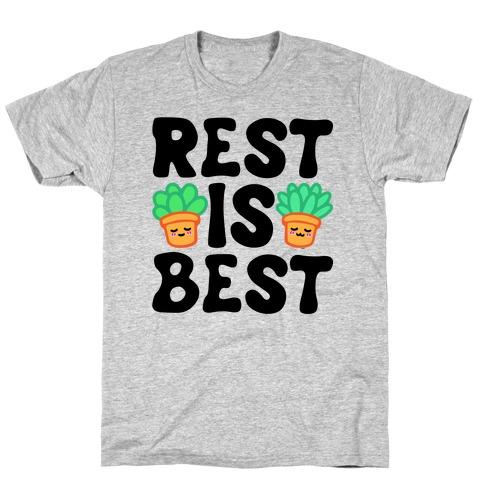 Rest Is Best T-Shirt