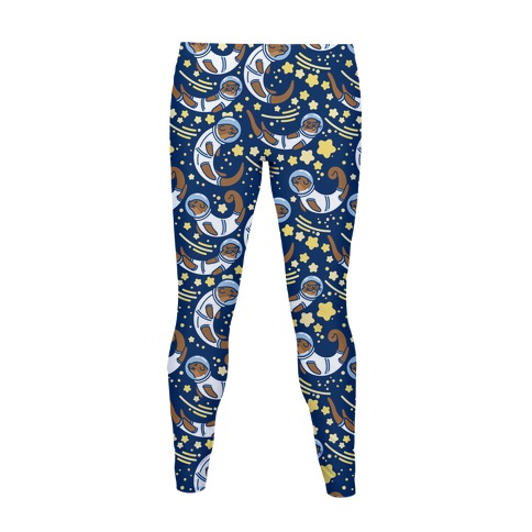 Otters In Space  Women's Legging