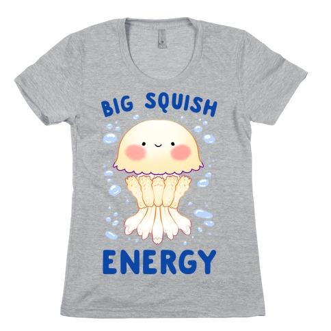 Big Squish Energy Womens T-Shirt