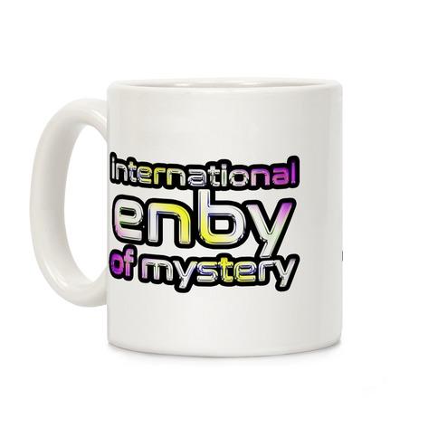 International ENBY of Mystery Coffee Mug