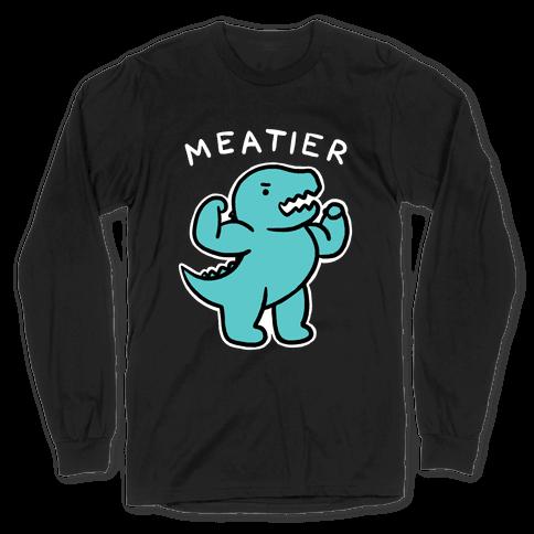 Meatier Dino Long Sleeve T-Shirt