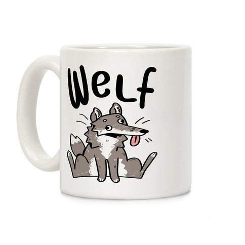Welf Coffee Mug