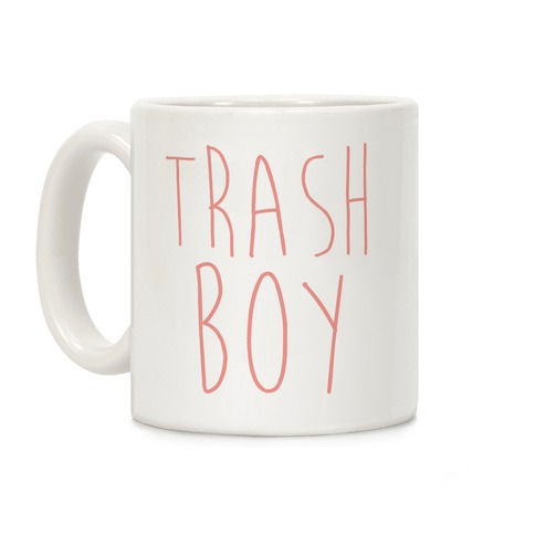 Trash Boy Coffee Mug