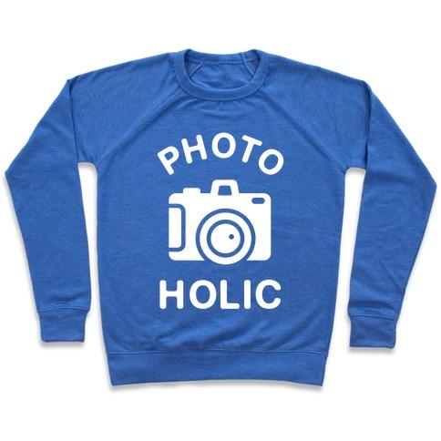 Photoholic Pullover