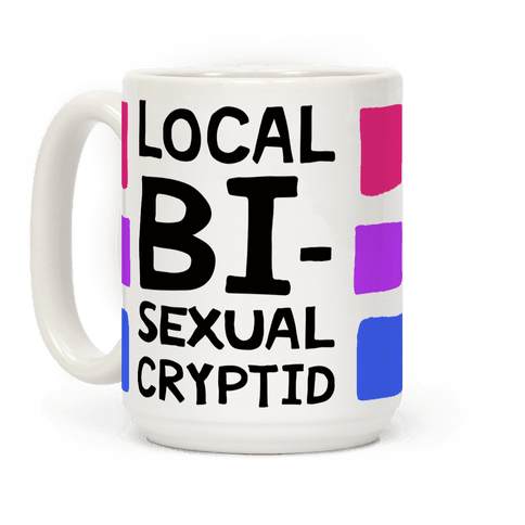 Local Bisexual Cryptid Coffee Mug