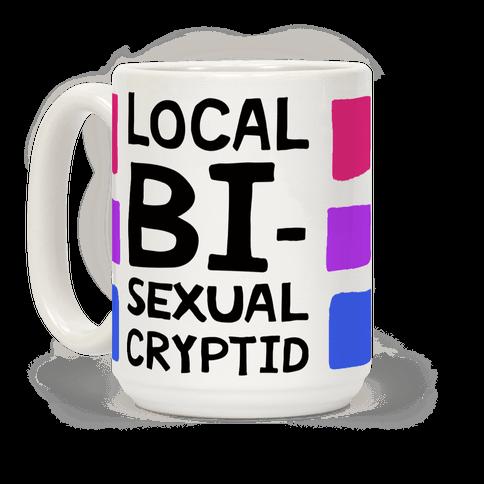 Local Bisexual Cryptid Coffee Mug