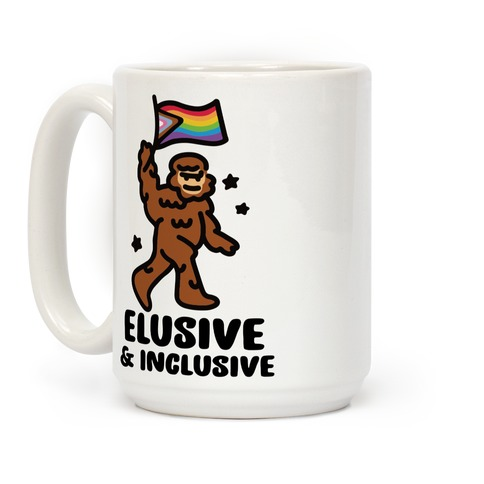 Elusive & Inclusive Coffee Mug
