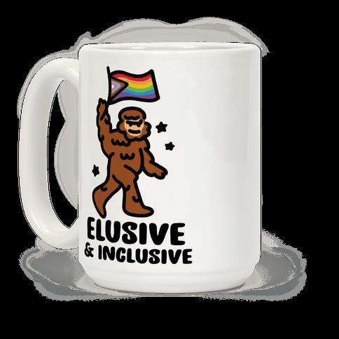 Elusive & Inclusive Coffee Mug