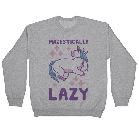 Majestically Lazy Pullover