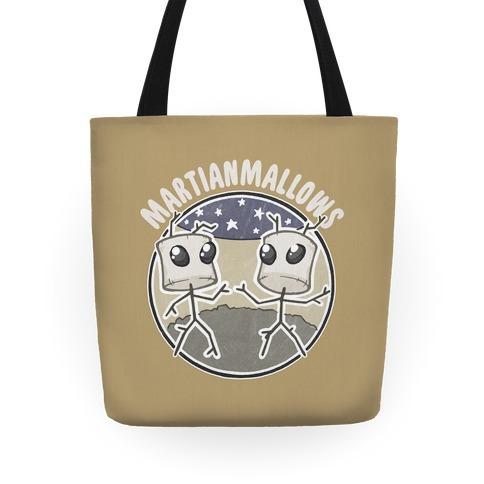 Martianmallows Tote