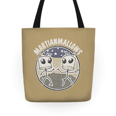 Martianmallows Tote
