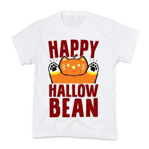 Happy Hallowbean Kids T-Shirt