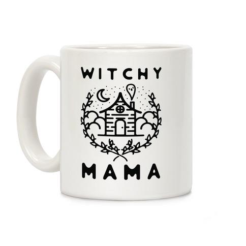 Witchy Mama Coffee Mug