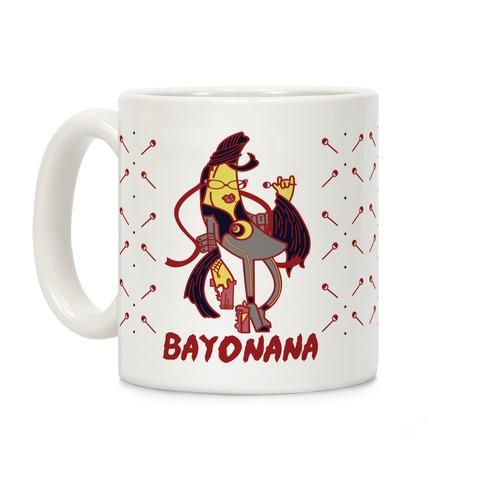 Bayonana Coffee Mug