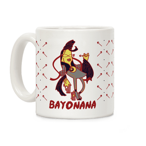Bayonana Coffee Mug