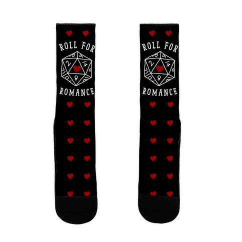 Roll For Romance  Sock