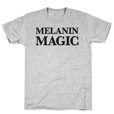 Melanin Magic Mens T-Shirt