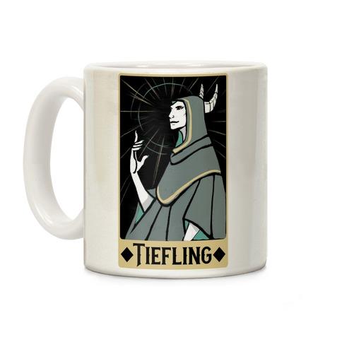 Tiefling - Dungeons and Dragons Coffee Mug