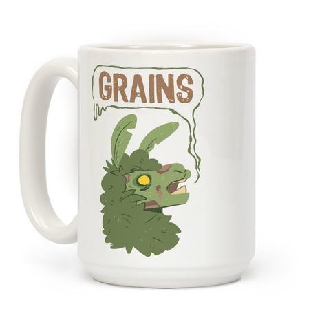 Zombie Llama Coffee Mug