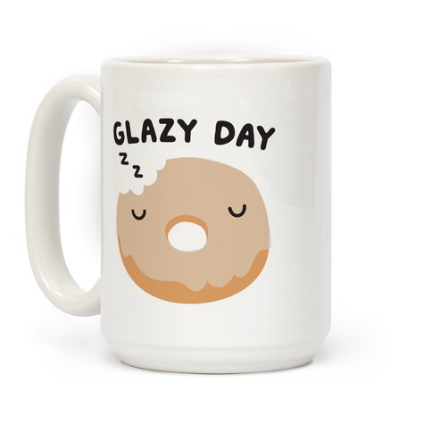 Glazy Day Donut Coffee Mug