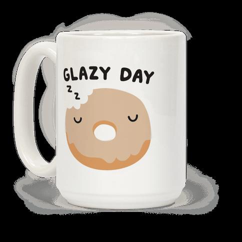 Glazy Day Donut Coffee Mug