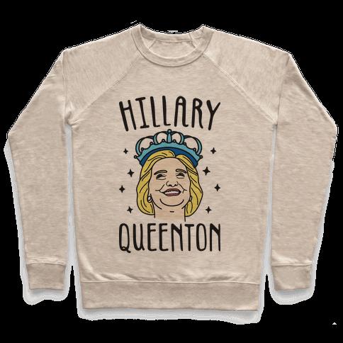 Hillary Queenton Pullover
