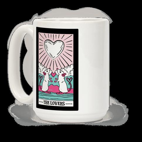 The Rat Lovers Tarot Coffee Mug