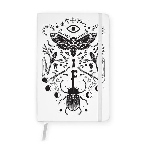 Occult Musings Notebook