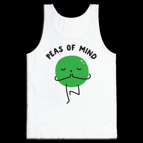 Peas Of Mind Tank Top
