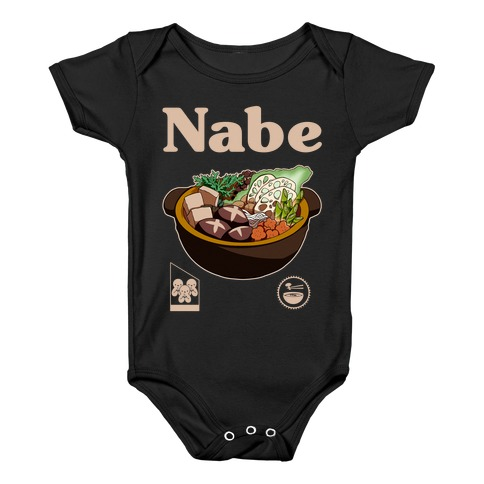 Nabe Pot Great for Groups Baby Onesy