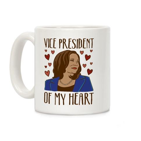 Vice President of My Heart Coffee Mug