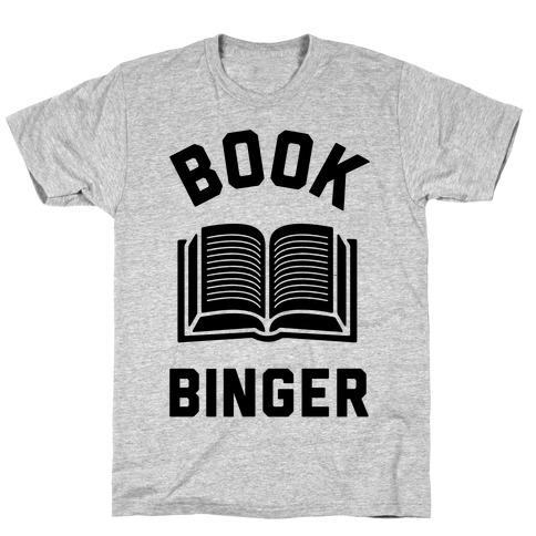 Book Binger T-Shirt