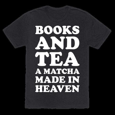 Books A Tea A Matcha Made In Heaven