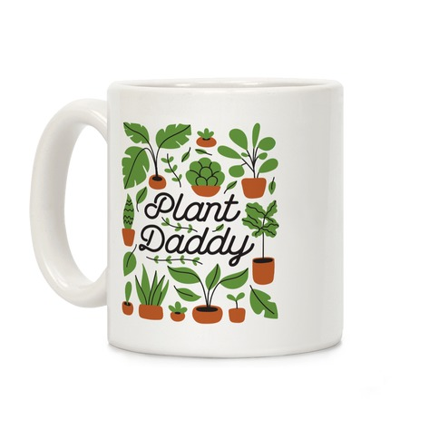 Plant Daddy Coffee Mug