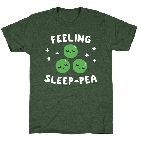 Feeling Sleep-pea T-Shirt