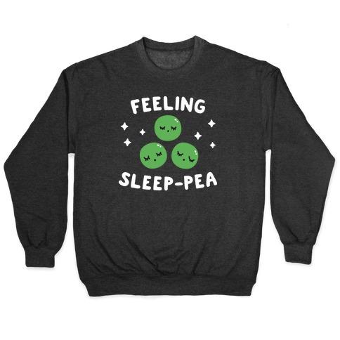 Feeling Sleep-pea Pullover